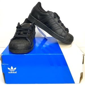 Adidas Superstar C Kids Sneakers. Size 11K